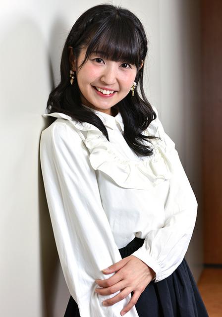 22歳。埼玉県出身。握手会の神対応が話題で人気急上昇中。特技はダンス=工藤隆太郎撮影