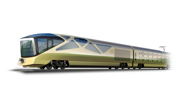 JR東日本が2017年春にデビューさせる豪華寝台列車「四季島」=JR東日本提供