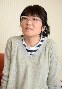 写真・図版 光浦靖子さん=西田裕樹撮影 [PR] 『彼女がその名を知らない鳥たち』/沼田まほかる