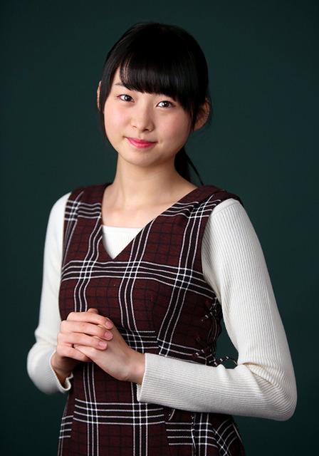 14歳。ストレートな発言がテレビ番組で話題に=倉田貴志撮影
