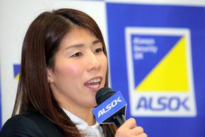 吉田沙保里、ALSOKを退社しフリーへ!