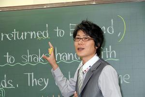 音を使った学習で得点アップ 英語・大岩秀樹先生