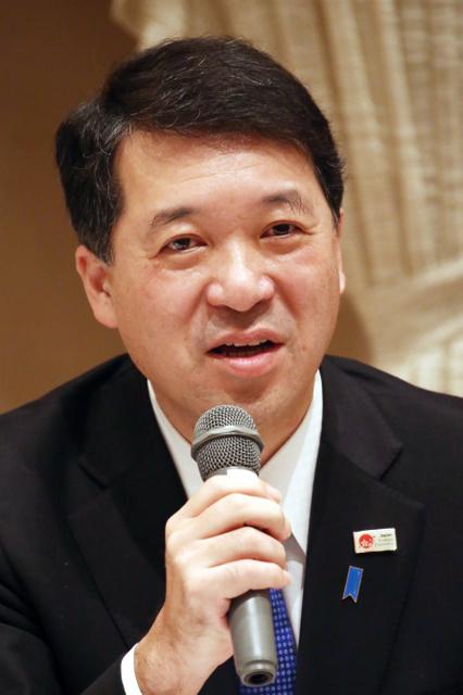新潟県の泉田裕彦知事 (いずみだ・ひろひこ) 62年生まれ。87年に通商産業省(現経済産業省)入省。04年10月の中越地震直後に知事に就任。現在3期目。内閣府中央防災会議委員。