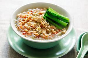 (合格ごはん)坦々スープ、辛さの調節がポイント
