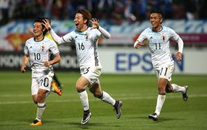「劣勢しのげば勝機」 サッカーU23日本、後半に地力
