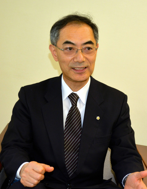 城南信用金庫の吉原毅相談役