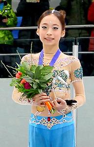 韓国総合選手権で優勝した劉永=韓国スケート連盟提供