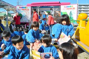 和歌山)絵本が街にやってきた おはなし隊、県内巡回