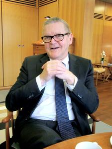 「マイナス金利拡大も」 デンマーク国立銀総裁に聞く