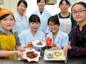大阪)「門真れんこん」のおやつレシピ、女子大生が考案
