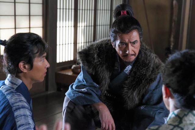 「真田丸」を支える太い柱。草刈さんの新たな昌幸像にも注目だ(写真提供・NHK)