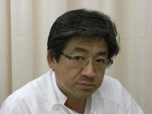 小野田病院院長 菊地安徳さん