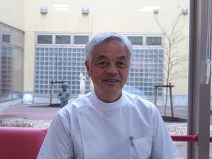 陸前高田市地域包括ケアのコーディネーター、石木幹人さん