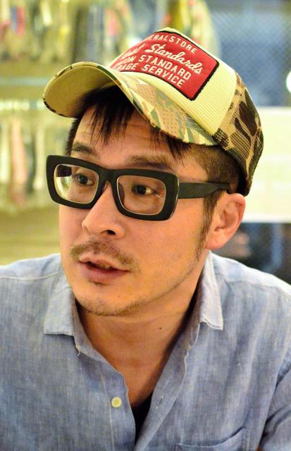 署名運動の中心メンバーの一人、桑木昭嗣さん=札幌市中央区