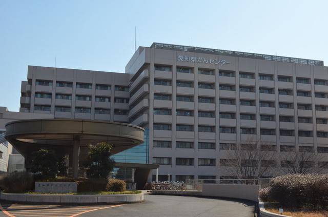 大学時代にがんと診断された広田圭さんが、就職後も通院した愛知県がんセンター=「20歳の試練」編から
