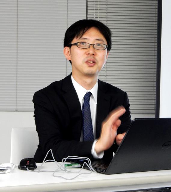 チェルノブイリ被災者保護制度の紹介と政策提言に取り組む尾松亮氏