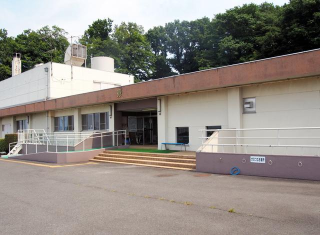 建て替えが予定されている平塚市の県動物保護センター=県提供