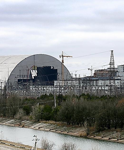 チェルノブイリ事故30年