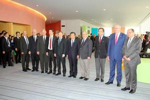 G7農相会合、新潟で開幕 農業の課題克服テーマに議論