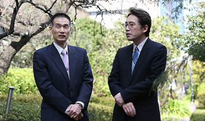 (インタビュー)北朝鮮と向き合う 元公安調査庁調査第2部長・坂井隆さん
