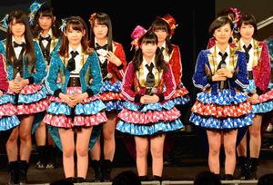 HKT48、新拠点で初公演 チケット売り上げ義援金に