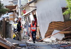 熊本地震、義援金57億円超 全壊世帯に20万円配布へ