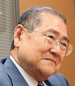 野田毅さん
