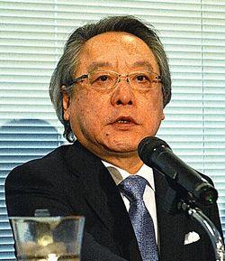 記者会見する小林・慶応大名誉教授=9日午後、東京・内幸町のプレスセンター