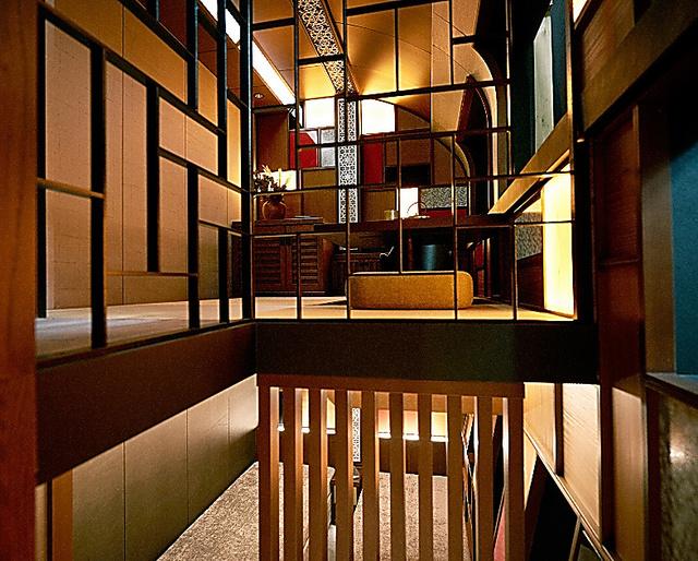 四季島スイートのイメージ。2階部分は座敷になる=JR東日本提供