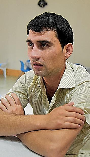 ボボジョン・カラボエフさん