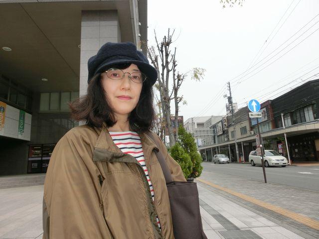青柳恵子さん