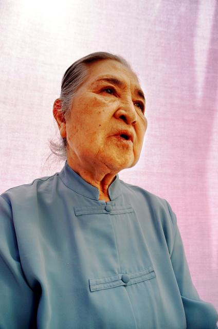 伊賀孝子さん 84歳