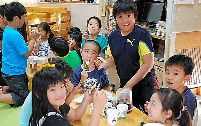 小6まで利用できる学童保育=川崎市高津区