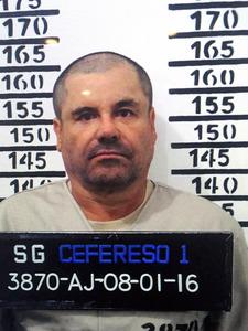 「世界で最も危険な男」、メキシコから米国に引き渡しへ