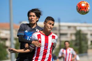U23日本代表、好機生かせず パラグアイに敗れる