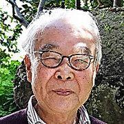 蛇笏賞を受賞した矢島渚男さん=長野県上田市