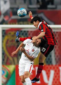 浦和、想像以上の圧力に崩れる FCソウルが球際で圧倒