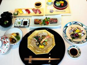 松阪牛・伊勢エビ・ハマグリ… G7首脳らに豪華料理