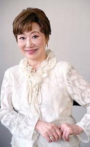 「今回舞台で共演する加藤茶さんら何人かが、いつも誕生日を祝ってくださるの。少しでも長生きして、わいわい騒ぎたいですね」=東京・有楽町、浅野哲司撮影