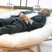 京大が「人が進化するベッド」 類人猿の樹上睡眠再現