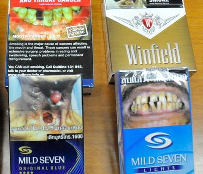 喫煙者も「警告写真を箱に」 半数が導入容認