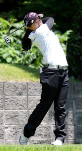熊本の田中瑞希、プレーで支援に恩返し ゴルフ九州女子