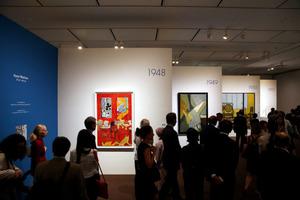 「ポンピドゥー・センター傑作展」開幕 東京都美術館