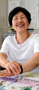 山口積恵さん