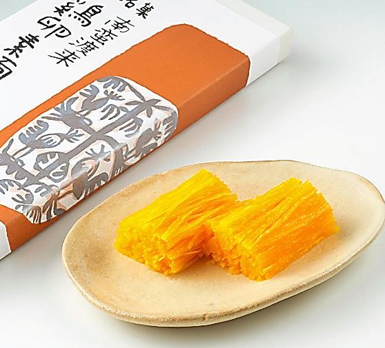 「石村萬盛堂」の鶏卵素麺