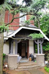 神戸「岡本の洋館」活用策求む 現所有者が譲渡含め検討