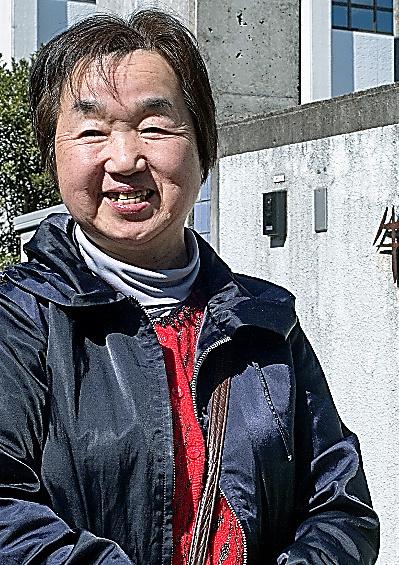 田中喜美子さん