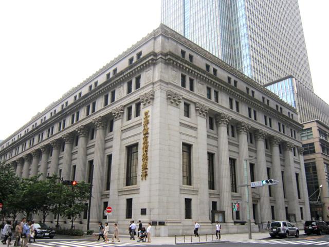 三井本館の7階には三井記念美術館が入る