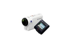 ソニー4K小型ビデオカメラにブレ補正機能 24日発売