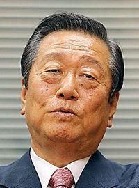 生活の党・小沢一郎代表